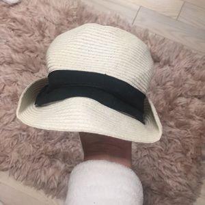 Sonoma Fedora Hat w/ Adjustable Velcro Band Inside